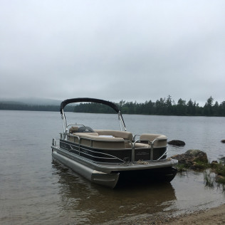 ALL PONTOON BOATS